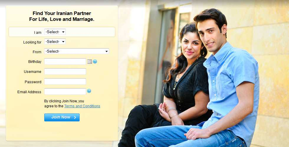 IranianPersonals.comdating review