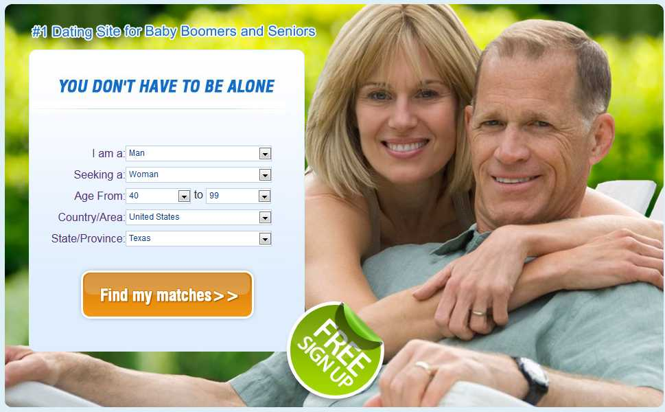 SeniorMatch.com dating review