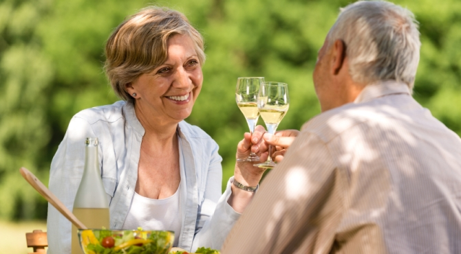 Dating for older people